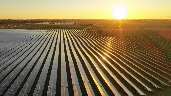 Infrastructures à énergie verte